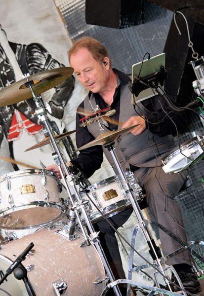 Konzert - Impression - Schlagzeug